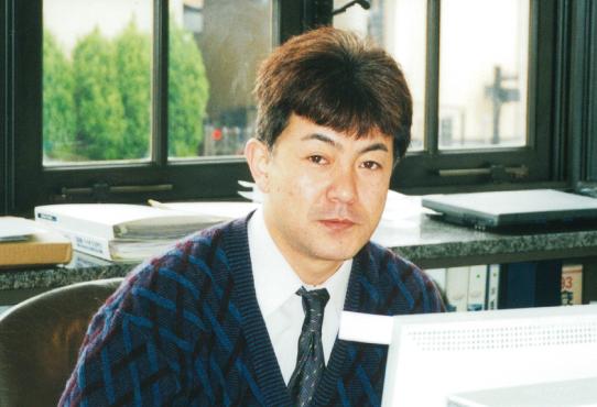 創業者とともに「攻めの経営」を始める頃の専務取締役の中村剛太郎