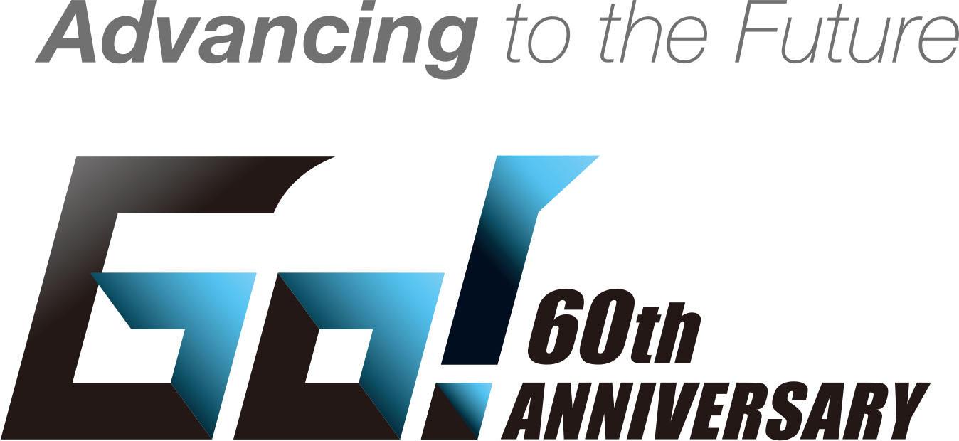 60周年記念ロゴ